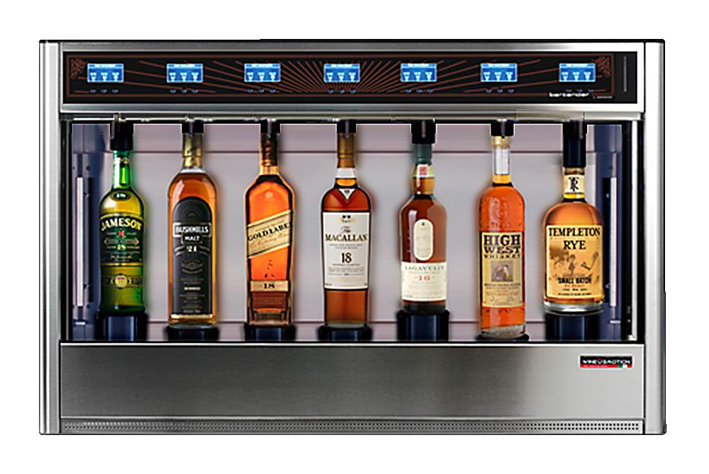 Dispensador de bebidas para fiestas y bares
