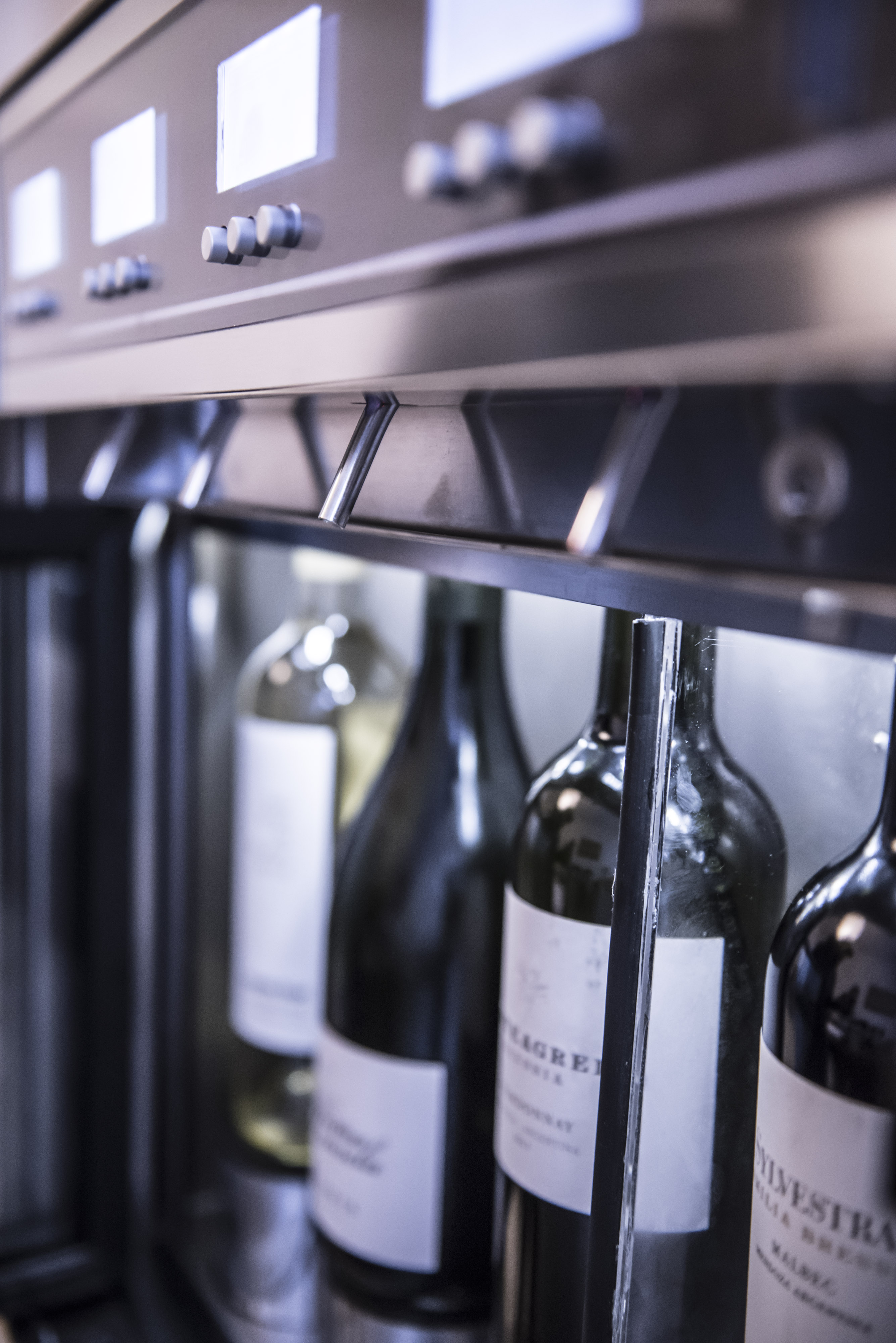 Dispensador de vino de calidad